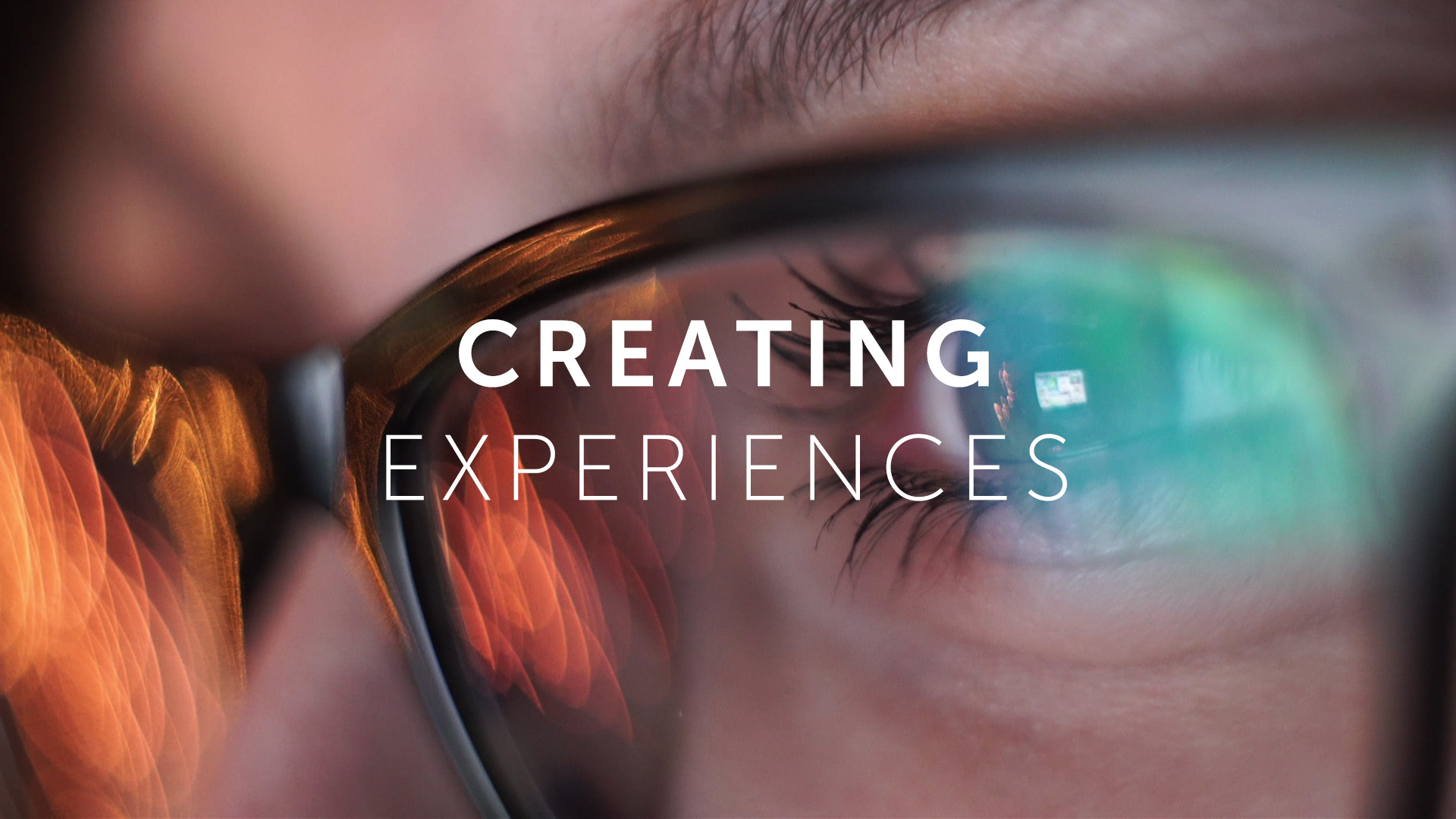 Creating Experiences